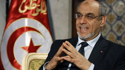 Tunisia PM rejects resignation calls