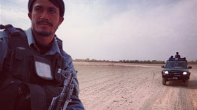 Afghan forces make tenuous gains in Helmand