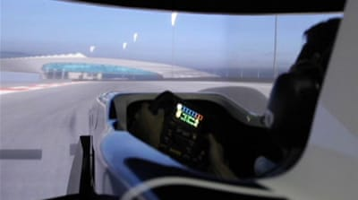 Williams F1 shifts gears to road safety
