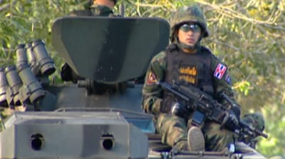 Thailand says Muslim fighters seeking peace