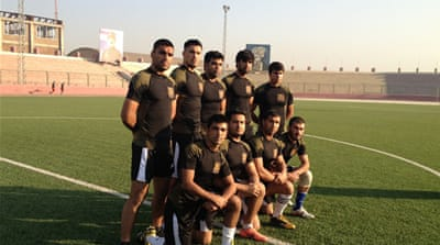 First Afghan rugby club travel to Pakistan
