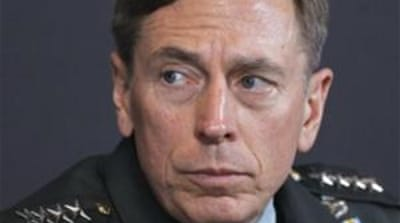The US senate voted overwhelmingly in June 2011 to confirm Petraeus to be the new director of the CIA [Reuters]