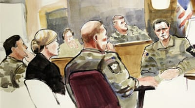 Victims testify in Afghan massacre hearing