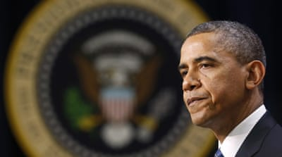 Obama rejects GOP 'fiscal cliff' backup plan