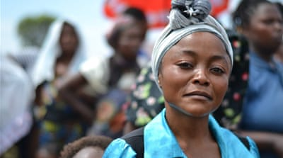 In pictures: The forgotten civilians of Goma