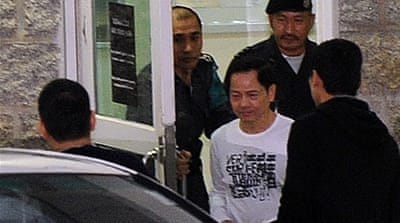 Ex-gang leader 'Broken Tooth' freed in Macau