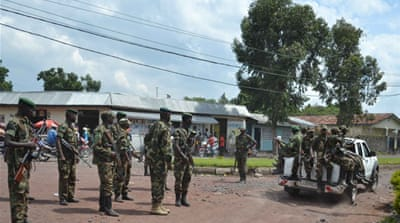 DR Congo rebels hand back control of Goma