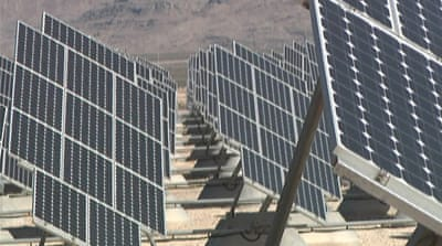 US military targets green energy