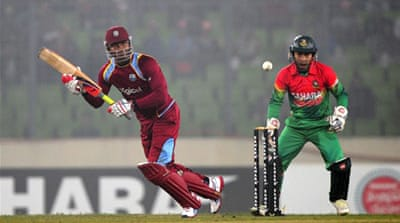 The defeat came after Bangladesh clinched the preceding five-match one-day series 3-2 on Saturday [AFP]