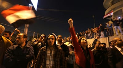 Rival rallies held in Egypt over constitution