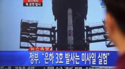 UN condemns North Korea rocket launch