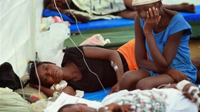 Haiti cholera victims threaten to sue UN