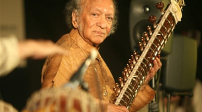 In Pictures: Ravi Shankar