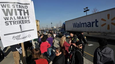 Walmart's horrific treatment of workers is too big to ignore