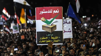 In Pictures: Egypt divided on constitution