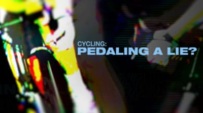 Cycling: Pedaling a lie?