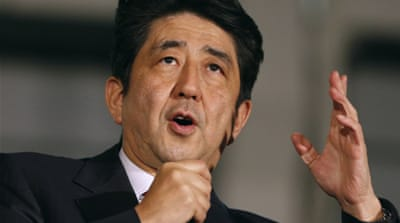 Japan conservatives projected to win election