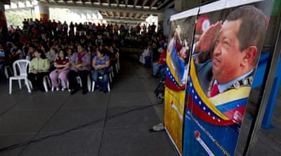 Capriles beat Chavez's former vice president to retain control of the country's second-most populous state. [Reuters]