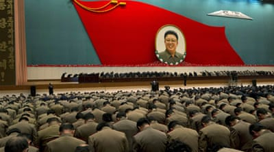 N Korea marks death of 'Dear Leader'