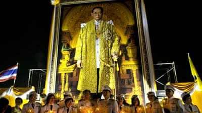 Thailand's lese majeste law