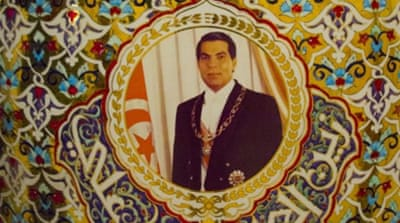 Ben Ali's riches go to auction