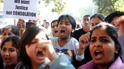 Indians call for 'no mercy' in rape case