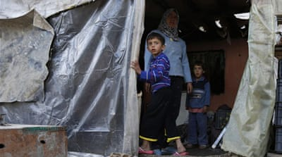 Syrian refugees need urgent aid as a harsh winter beckons [Reuters]