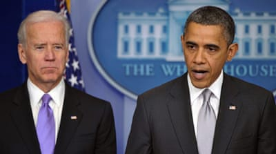 Obama presses for gun control policy changes