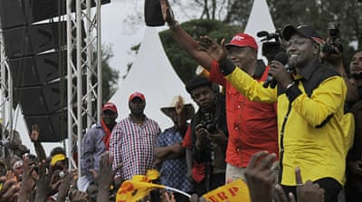 Kenya crimes suspects form poll alliance