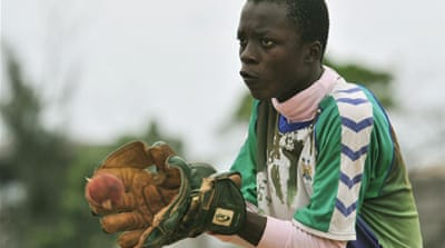 Sierra Leone's under-19 team defied expectations to reach the Cricket World Cup qualifier in 2009 but were refused visas to participate at the tournament in Canada [AFP]