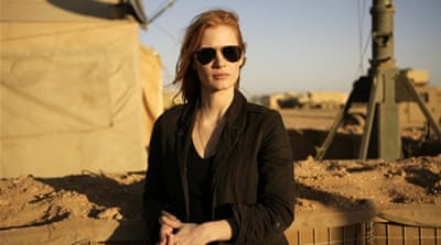 "People who have defended ""Zero Dark Thirty"" for its objective depiction of torture ""misunderstand the role torture plays in the film and the message the film conveys"" [AP]"