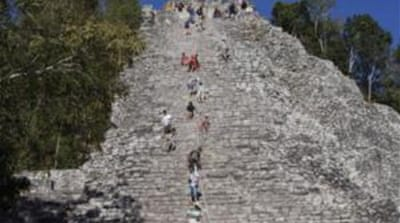 Doomsday frenzy boosts tourism in Mexico