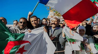 France recognises Algeria colonial suffering