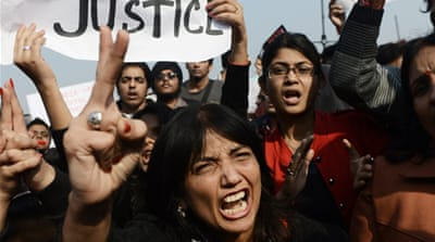 Insensitive remarks add to India's rape shame