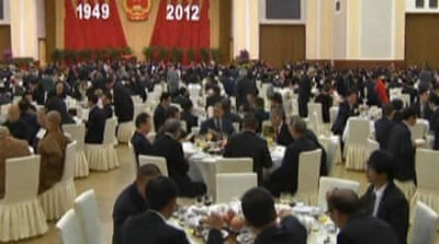 China bans elaborate military banquets