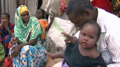 Hope blooms for family in 'peaceful' Somalia