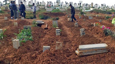 UN says Syria death toll has passed 60,000