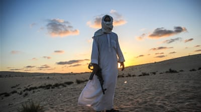 In Pictures: Egypt's troubled Sinai peninsula