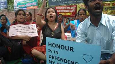 'Honour killings' bring dishonour to India