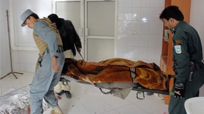 Deadly blast targets US base in Afghanistan