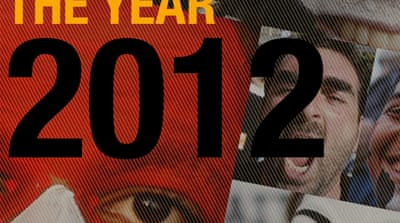 Interactive: 2012 Year in Review