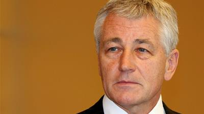 Hagel, the lobby and the limits of power