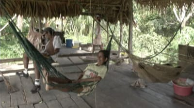 Peru tribes decry rise of the 'carbon pirate'