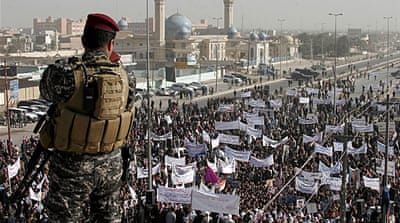 What is stoking Iraqi rage?