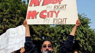 In Pictures: Delhi demands rapists' death