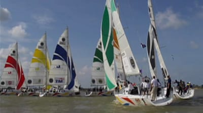Sails set for Monsoon Cup