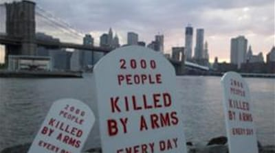 Can a global arms trade treaty save lives?