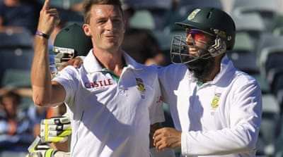 South Africa need to win both matches to maintain their lead in the Test rankings [Reuters]
