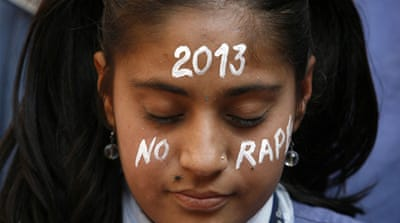 "The growing culture of rape is a ""social externality of economic reforms"" [AFP]"