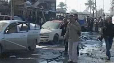 Series of deadly attacks hit Iraq